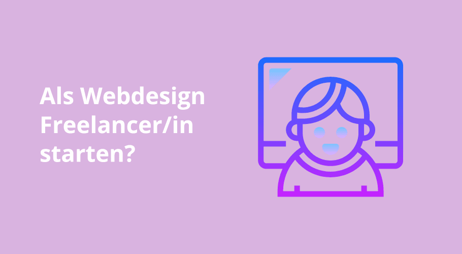 "Als ""Webdesign Freelancer"" starten?"